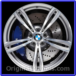 Used Bmw M5 >> OEM 2012 BMW M5 Rims - Used Factory Wheels from ...