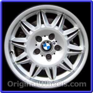 Oem 2000 Bmw Z3 Rims Used Factory Wheels From Originalwheels Com