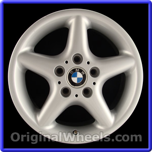 Oem 2001 Bmw Z3 Rims Used Factory Wheels From