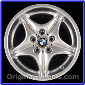 Oem 2002 Bmw Z3 Rims Used Factory Wheels From