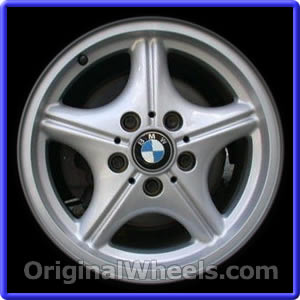 Oem 1996 Bmw Z3 Rims Used Factory Wheels From
