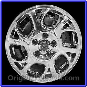 Buick Century Rims B on 2000 Buick Century