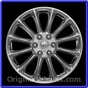 Used Buick Enclave >> OEM 2008 Buick Enclave Rims - Used Factory Wheels from OriginalWheels.com