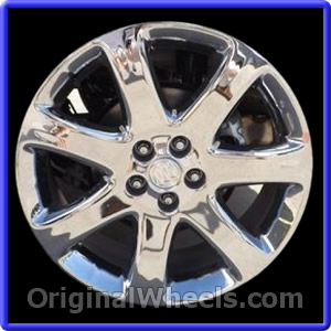 Buick Encore 2015 >> OEM 2014 Buick Encore Rims - Used Factory Wheels from OriginalWheels.com