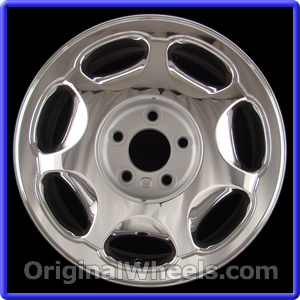 OEM 2002 Buick LeSabre Rims - Used Factory Wheels from ...