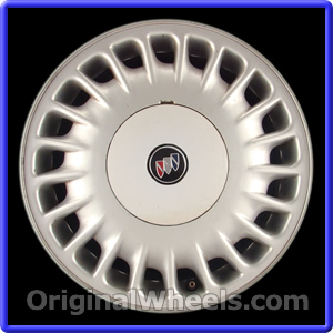 oem 2000 buick lesabre rims used factory wheels from. Black Bedroom Furniture Sets. Home Design Ideas