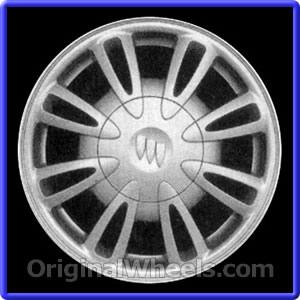 Buick Lesabre Rims B on 2003 Buick Lesabre