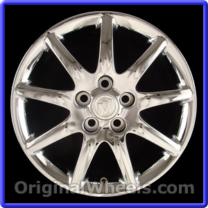 OEM 2006 Buick Lucerne Rims - Used Factory Wheels from ...