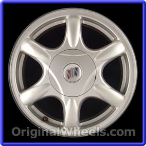 oem 2001 buick regal rims used factory wheels from. Black Bedroom Furniture Sets. Home Design Ideas