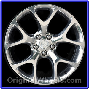 Oem 2012 Buick Regal Rims Used Factory Wheels From