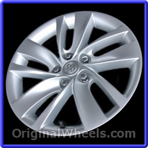 Oem 2016 Buick Regal Rims Used Factory Wheels From