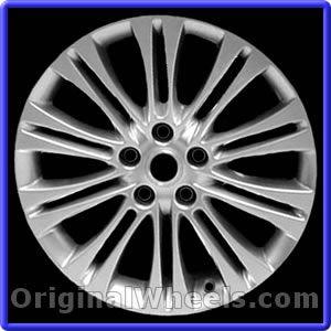 OEM 2013 Buick Verano Rims - Used Factory Wheels from ...