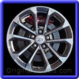 2016 Cadillac ATS Rims, 2016 Cadillac ATS Wheels at ...