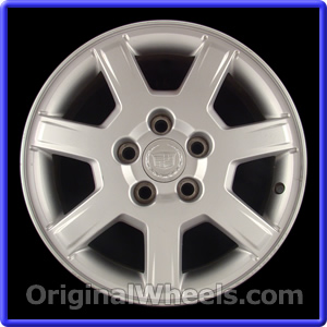Oem 2005 Cadillac Cts Rims Used Factory Wheels From