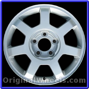 oem 2004 cadillac cts rims used factory wheels from. Black Bedroom Furniture Sets. Home Design Ideas
