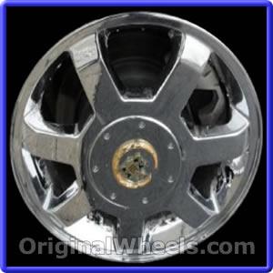 "2003-2004 Cadillac CTS W// 16/"" X 7/"" Wheel Brushed Aluminum Center Hub Cap new OEM"