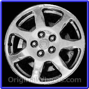 Oem 2003 Cadillac Cts Rims Used Factory Wheels From