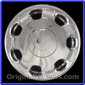 OEM 2000 Cadillac Deville Rims - Used Factory Wheels from ...