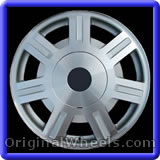 oem 2003 cadillac deville rims used factory wheels from. Black Bedroom Furniture Sets. Home Design Ideas