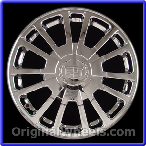 OEM 2004 Cadillac Deville Rims - Used Factory Wheels from ...