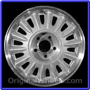 Cadillac Deville Wheels B