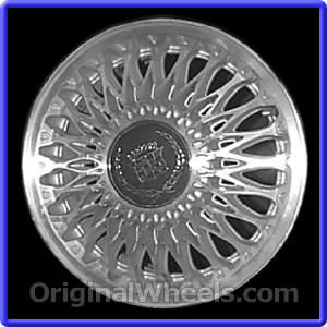 Oem 1994 Cadillac Deville Rims Used Factory Wheels From