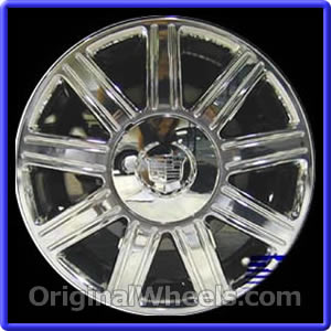 Oem 2008 Cadillac Dts Rims Used Factory Wheels From