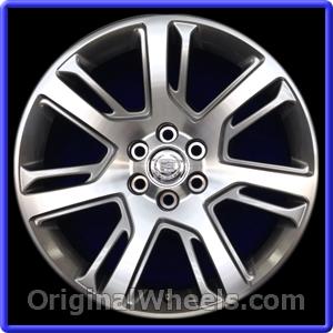 Wheel Part Number Ow4738 2017 2018 Cadillac Escalade