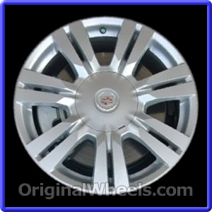 oem 2011 cadillac srx rims used factory wheels from. Black Bedroom Furniture Sets. Home Design Ideas