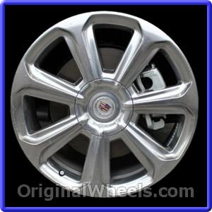 oem cadillac srx wheels used factory original rims autos. Black Bedroom Furniture Sets. Home Design Ideas