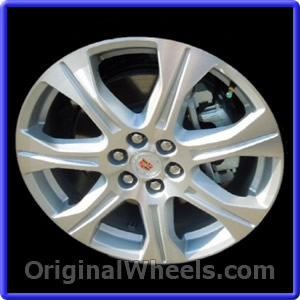 Oem 2013 Cadillac Srx Rims Used Factory Wheels From