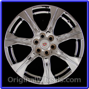 Oem 2011 Cadillac Srx Rims Used Factory Wheels From