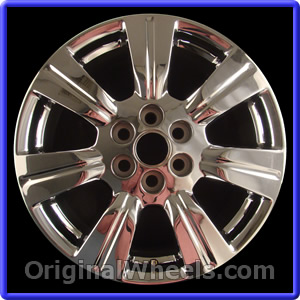 Oem 2014 Cadillac Srx Rims Used Factory Wheels From