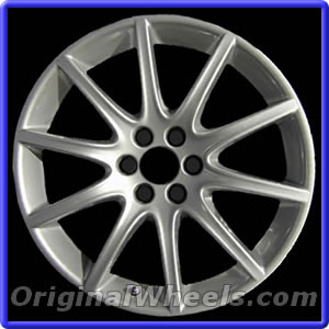 Oem 2008 Cadillac Sts Rims Used Factory Wheels From