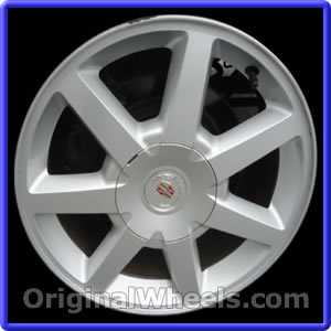 Oem 2007 Cadillac Sts Rims Used Factory Wheels From
