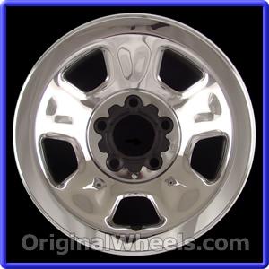 Chevrolet Astro Wheels A B