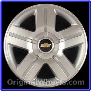 OEM 2007 Chevrolet Avalanche Rims - Used Factory Wheels ...
