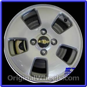 Oem 2008 chevrolet aveo rims used factory wheels from like new factory 2008 chevrolet aveo wheels used oem rims publicscrutiny Images