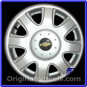 Oem 2004 chevrolet aveo rims used factory wheels from wheel part number 5180 2004 2005 chevrolet aveo publicscrutiny Images