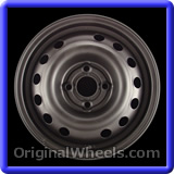 oem 2004 chevrolet aveo rims used factory wheels from. Black Bedroom Furniture Sets. Home Design Ideas