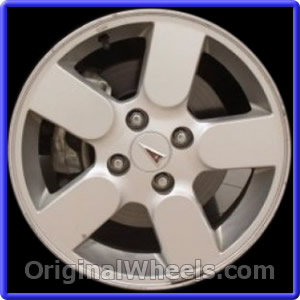 oem 2007 chevrolet aveo rims used factory wheels from. Black Bedroom Furniture Sets. Home Design Ideas