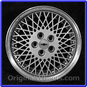Oem 1990 Chevrolet Beretta Rims Used Factory Wheels From