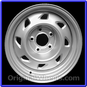 S10 Lug Pattern >> 2001 Chevrolet S 10 Rims 2001 Chevrolet S 10 Wheels At