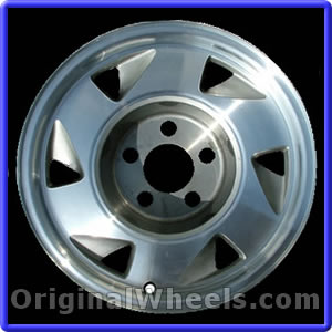 1999 chevy s10 bolt pattern