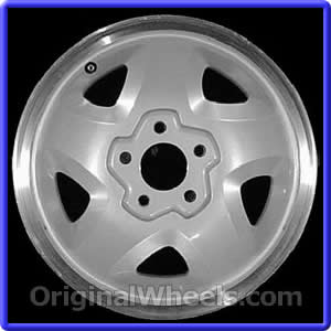 S10 Lug Pattern >> 1997 Chevrolet S 10 Rims 1997 Chevrolet S 10 Wheels At