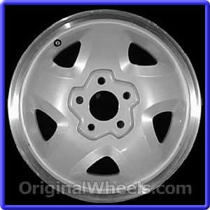 1995 Chevrolet S-10 Rims, 1995 Chevrolet S-10 Wheels at ...
