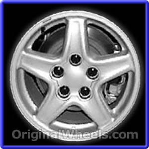 1999 Camaro Z28 >> OEM 1997 Chevrolet Camaro Rims - Used Factory Wheels from ...