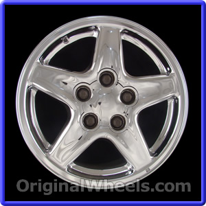 Oem 1997 Chevrolet Camaro Rims Used Factory Wheels From