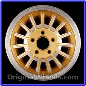 Chevrolet/GMC Wheel Lug Pattern Reference Guide ...