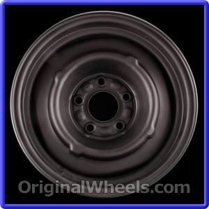 1989 chevy caprice bolt pattern